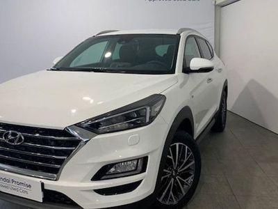 usado Hyundai Tucson 1.6 CRDI 85kW (116CV) 48V Tecno 4X2