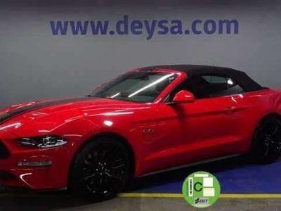 usado Ford Mustang GT Convertible 5.0 Ti-VCT Aut.