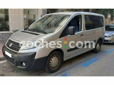 usado Fiat Scudo Combi 10 Std. C 2.0mjt 5-9 130 E5 130 cv en Almeria