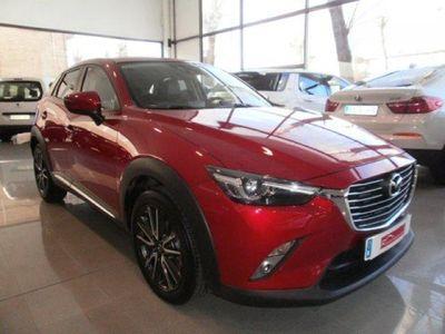 usado Mazda CX-3 2.0 SKYACTIV GE 88kW 2WD Luxury