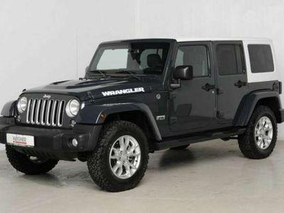 usado Jeep Wrangler Unlimited 3.6 JK Edition Aut.