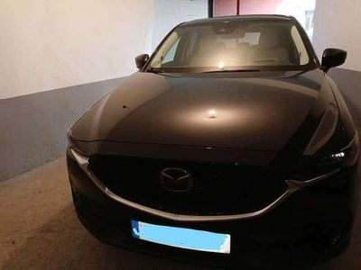 usado Mazda CX-5 2.5 Zenith Cruise Roof White Leather 4WD Aut. 143