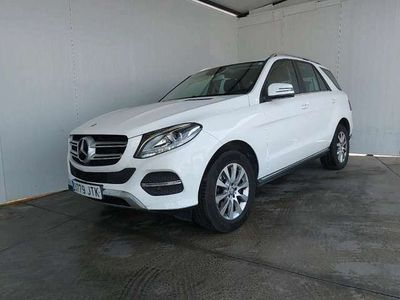 usado Mercedes GLE250 Clase Gle4matic Aut. 204 cv