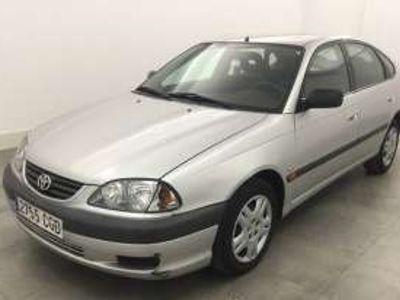 usado Toyota Avensis Gasolina