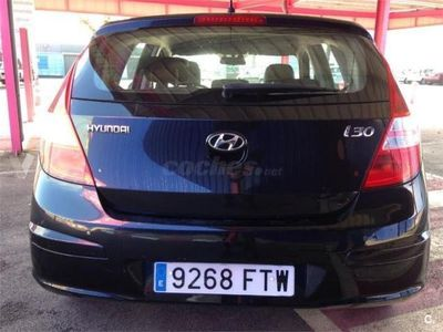 usado Hyundai i30 1.6 Cvvt Style Sport 5p. -07