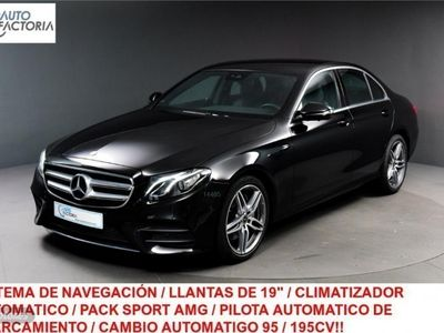 brugt Mercedes E220 Clase E