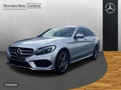 usado Mercedes 220 Clase C C Estate9G-Tronic
