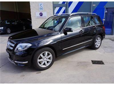 usado Mercedes GLK220 CDI BE Bright Edition 4M AUTOMATICO