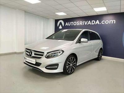 usado Mercedes B200 Clase
