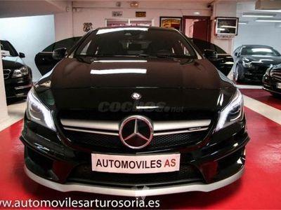 usado Mercedes CLA45 AMG Clase Cla4m Aut. 4p. -15