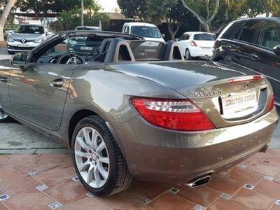 usado Mercedes SLK200 BE 7G Plus *AUTOMATICO* *NACIONAL*
