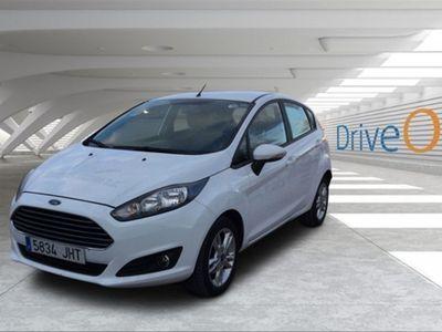usado Ford Fiesta 1.5 TDCi Trend 70 kW (95 CV)