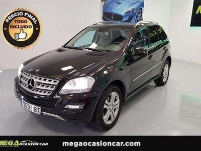 usado Mercedes ML300 Clase MCDI 4M Blue Efficiency