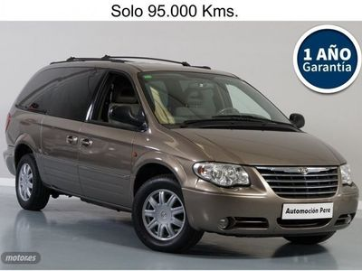 usado Chrysler Grand Voyager 2.8 CRD Limited Automatico