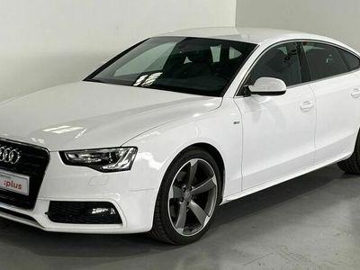 usado Audi A5 Sportback 2.0TDI S line edition Mult. 150 EU6