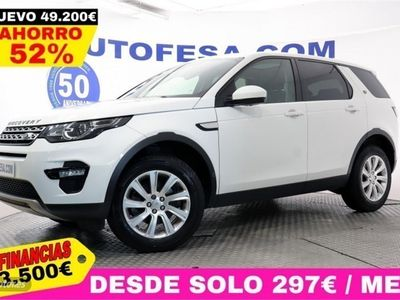 gebraucht Land Rover Discovery TD4 4WD HSE