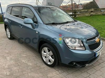 usado Chevrolet Orlando 2.0vcdi Ltz Aut. 163 163 cv en Vizcaya