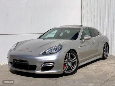 gebraucht Porsche Panamera Turbo 4.8