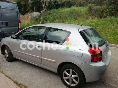 usado Toyota Corolla 2.0 D4-d Sol 90 cv en Madrid