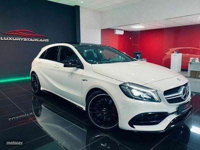usado Mercedes A45 AMG Clase A AMG4MATIC
