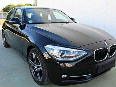 usado BMW 125 Serie 1 F20 5p. Diesel Sport