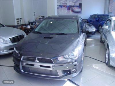usado Mitsubishi Lancer Evolution MR CVT