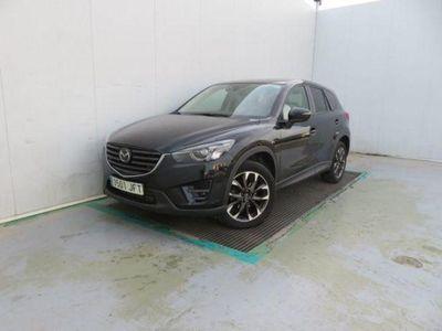 usado Mazda CX-5 2.2DE Lux.P.Safety+Tap.bit.4WD 175Aut.