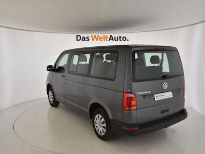 usado VW Caravelle TRENDLINE CORTO 2.0 TDI 84KW (114CV) BMT