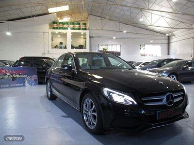 usado Mercedes C250 Clase CBlueTEC Avantgarde