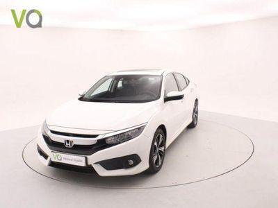 usado Honda Civic EXECUTIVE PIEL 1.5 I-VTEC TURBO 182 CV CVT 4P