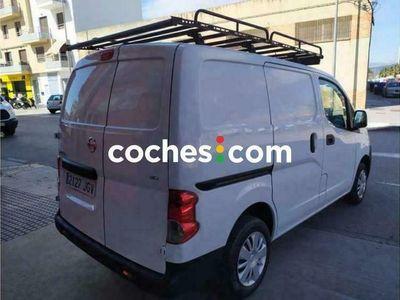 usado Nissan NV200 Nv200Furgón 1.5dci Basic 90 90 cv en Malaga