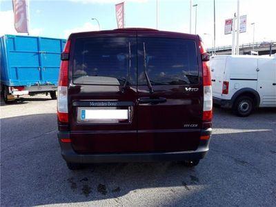 usado Mercedes Vito Mixto 111CDI Larga 116