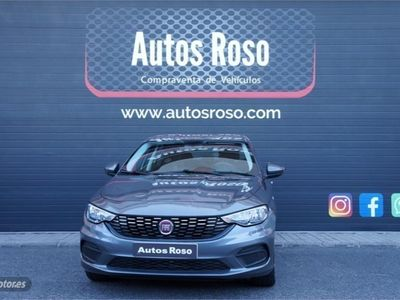 used Fiat Tipo 1.4 16v Easy 95 CV gasolina 5p.