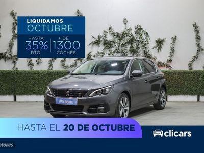 usado Peugeot 308 5p Allure 1.2 PureTech 81KW 110CV