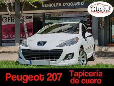 usado Peugeot 207 1.6HDI FAP Allure 112