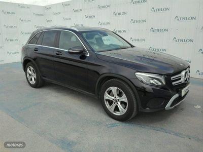 usado Mercedes GLC220 Clase GLCd 4MATIC