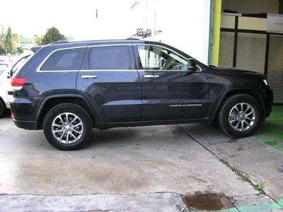 brugt Jeep Grand Cherokee 3.0CRD limited Aut.