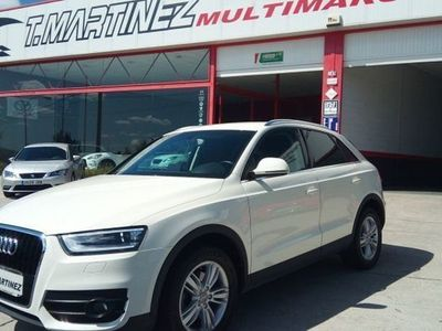 usado Audi Q3 2.0TDI Ambition Plus