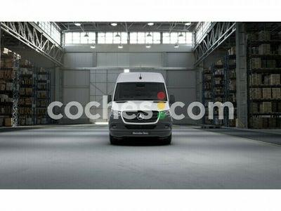 usado Mercedes Sprinter Furgón 314cdi Medio T.e. Td 143 cv