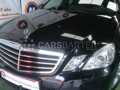 usado Mercedes E220 Estate 220CDIBE Avantgarde Aut. (4.75)
