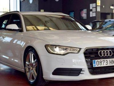 usado Audi A6 Avant 3.0BiTDI Quattro Tiptronic 313