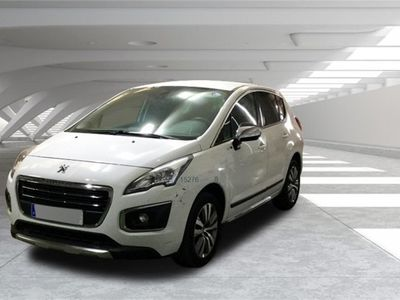 used Peugeot 3008 Style 1.6 BlueHDI 120 FAP
