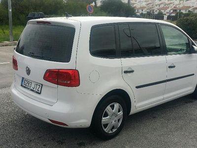 usado VW Touran 2.0TDI Sport DSG