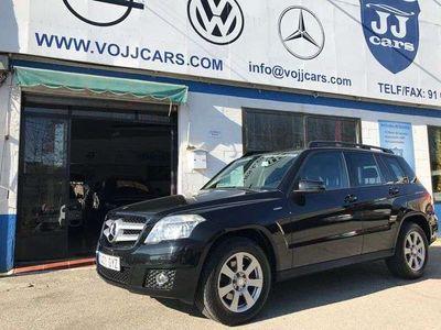 usado Mercedes GLK220 CDI BE 4M 125kW (170CV)