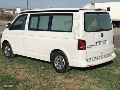 begagnad VW California CaliforniaBeach Edition Techo reflector 2.0 TDI BMT 140CV 7DSG