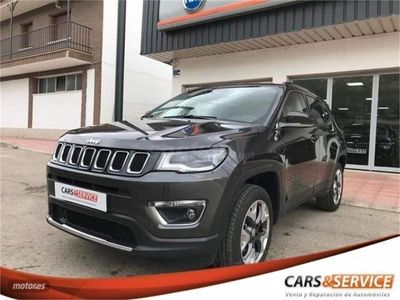 brugt Jeep Compass 2.0 Mjet 103kW Opening Edition 4x4 AD AT