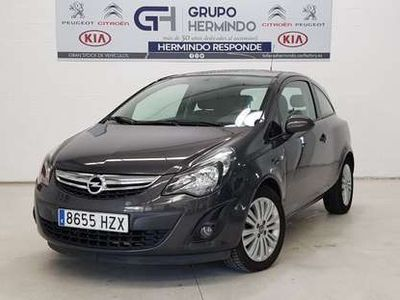 usado Opel Corsa 1.2 Expression Start Stop