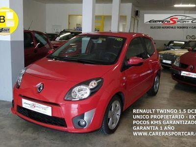 used Renault Twingo Dynamique 2010 dCi 85 eco2