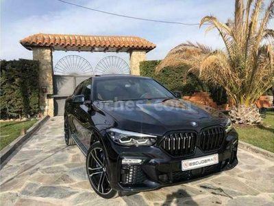 usado BMW 501 X6 Xdrive 30dacv en Madrid