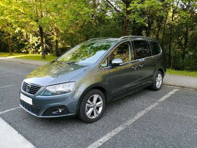 usado Seat Alhambra 2.0TDI CR DSG S&S Xcellence Travel Edition
